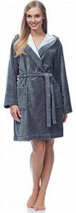 robe de chambre à capuche femme TOP 4 image 0 produit