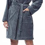 robe de chambre à capuche femme TOP 4 image 3 produit