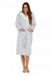 robe de chambre à capuche femme TOP 5 image 0 produit
