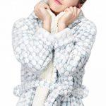 robe de chambre à capuche femme TOP 5 image 2 produit