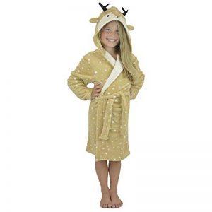 Robe de Chambre en Molleton pour Enfants de la marque Foxbury image 0 produit