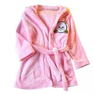 robe de chambre fille 3 ans TOP 9 image 0 produit