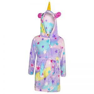 robe de chambre fille 4 ans TOP 5 image 0 produit