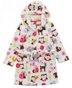 robe de chambre fille 6 ans TOP 1 image 0 produit