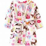 robe de chambre fille 6 ans TOP 1 image 2 produit