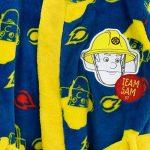 Robe de Chambre - Fireman Sam - Garçon de la marque Sam-le-Pompier image 1 produit