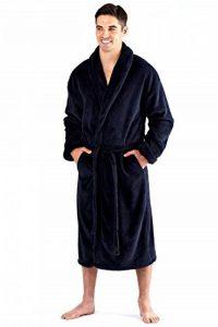 robe de chambre homme polaire personnalisé TOP 1 image 0 produit