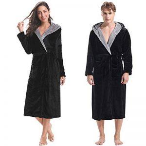 robe de chambre homme polaire personnalisé TOP 12 image 0 produit