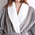robe de chambre homme polaire personnalisé TOP 9 image 3 produit
