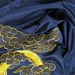 Robe de Chambre Kimono Japonais Homme Peignoir Yukata Satin de la marque Laciteinterdite image 3 produit