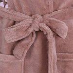 Robe de Chambre Marron La Belle et Le Clochard Disney de la marque Disney+--+Lady+and+the+Tramp image 4 produit