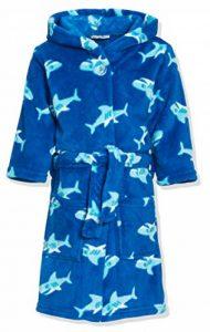 robe de chambre polaire enfant TOP 2 image 0 produit