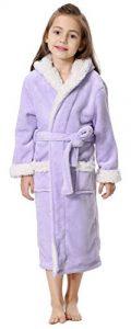 robe de chambre polaire fille 12 ans TOP 2 image 0 produit