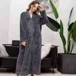 robe de chambre éponge femme TOP 12 image 1 produit