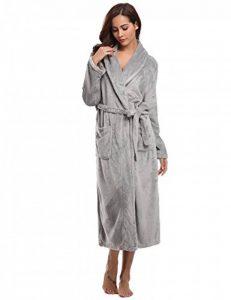 robe de chambre éponge femme TOP 2 image 0 produit