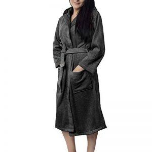robe de chambre éponge femme TOP 6 image 0 produit