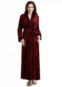 robe de chambre éponge femme TOP 8 image 0 produit