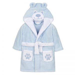 Robe de Chambre pour bébé Ours en Peluche de la marque BabyTown image 0 produit