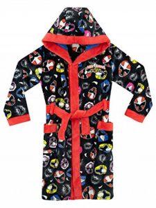 Robe de Chambre - Super Ninja Steel - Garçon de la marque Power-Rangers image 0 produit