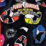 Robe de Chambre - Super Ninja Steel - Garçon de la marque Power-Rangers image 1 produit