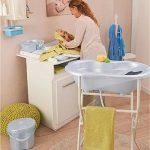 Rotho Babydesign Tuyau d'écoulement pour baignoire accessoires de bain, blanc de la marque Rothobabydesign image 2 produit