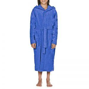 Sable Jr Peignoir Junior Core Soft Robe, Jeunesse Unisexe de la marque arena image 0 produit
