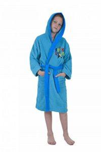 SECANETA Rock Star Peignoir brodé pour Enfant de 10 à 12 Ans Multicolore de la marque SECANETA image 0 produit