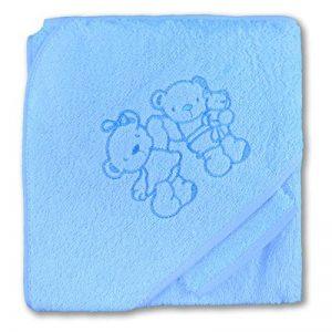 serviette brodée bébé TOP 2 image 0 produit
