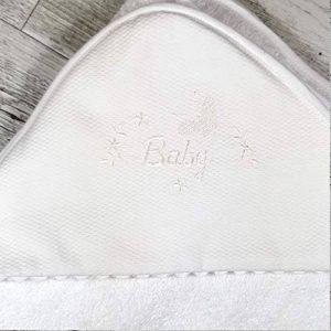 serviette brodée personnalisée bébé TOP 10 image 0 produit