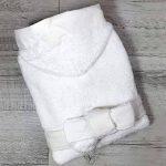 serviette brodée personnalisée bébé TOP 11 image 1 produit