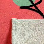 serviette brodée personnalisée bébé TOP 3 image 3 produit