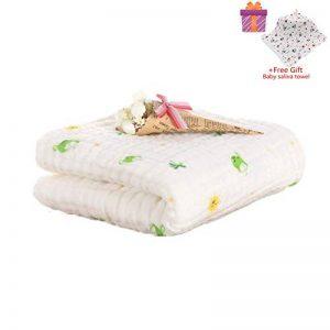 serviette brodée prénom bébé TOP 12 image 0 produit