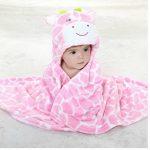 serviette capuche bébé TOP 0 image 3 produit