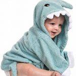 serviette à capuche bébé TOP 1 image 2 produit