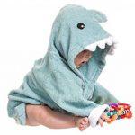 serviette à capuche bébé TOP 1 image 4 produit