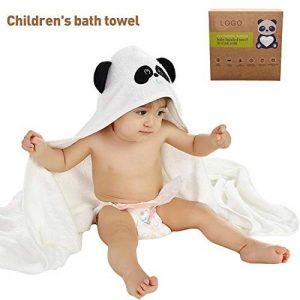 serviette capuche bébé TOP 14 image 0 produit
