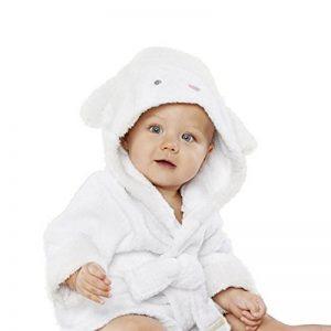 serviette capuche bébé TOP 4 image 0 produit