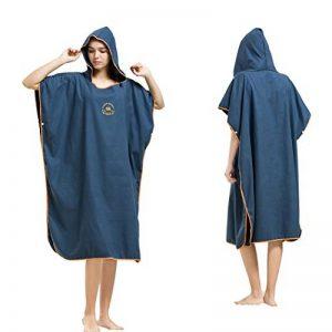 Serviette à capuche - Compact et léger - Taille unique de la marque Hiturbo image 0 produit