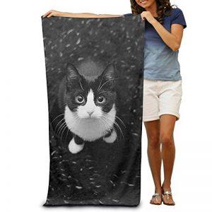 serviette de bain chat TOP 5 image 0 produit