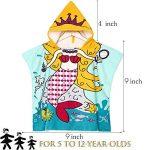 serviette de bain enfant personnalisé TOP 1 image 2 produit