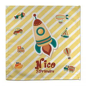 serviette de bain enfant personnalisé TOP 13 image 0 produit