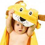serviette de bain enfant personnalisé TOP 3 image 2 produit