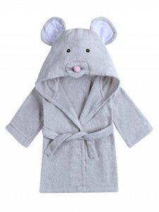 serviette de bain enfant personnalisé TOP 4 image 0 produit
