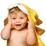Serviette de Bain Extra-Douce Enfant Bébé Garçon de 0 à 2 ANS Peignoir Enfant Tridimensionnel LION Super-Absorbante à DOUBLE ÉPAISSEUR Douche Sortie Bain Bebé Piscine Poncho de Bain 100% COTON BIO de la marque alenyk image 1 produit
