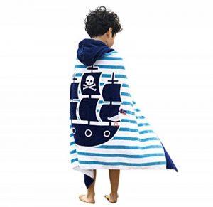 serviette de bain pour enfant TOP 4 image 0 produit
