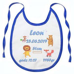 serviette personnalisée bébé TOP 10 image 0 produit