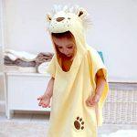 serviette poncho bébé TOP 2 image 2 produit