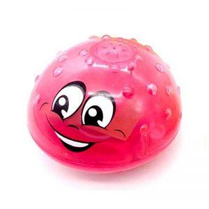 SHOH Jouet De Bain Sprinkler Ball Toy, Jouet De Balle Splash De l'eau avec Lumière pour Les Enfants Tout-Petit Bébé Bathtime, Jouet De Bain Idéal Jouet D'été Pool Toy Électrique Infantile Enfants de la marque SHOH image 0 produit