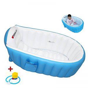 siège de bain bébé gonflable TOP 3 image 0 produit