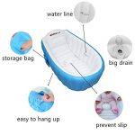 siège de bain bébé gonflable TOP 3 image 1 produit